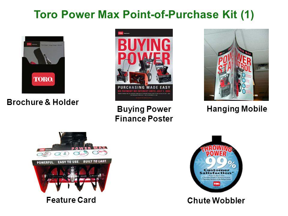 Toro Power Max Radio Ad Click to Play Radio Ad