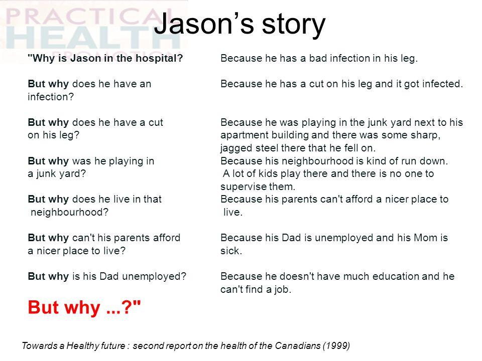 Jasons story