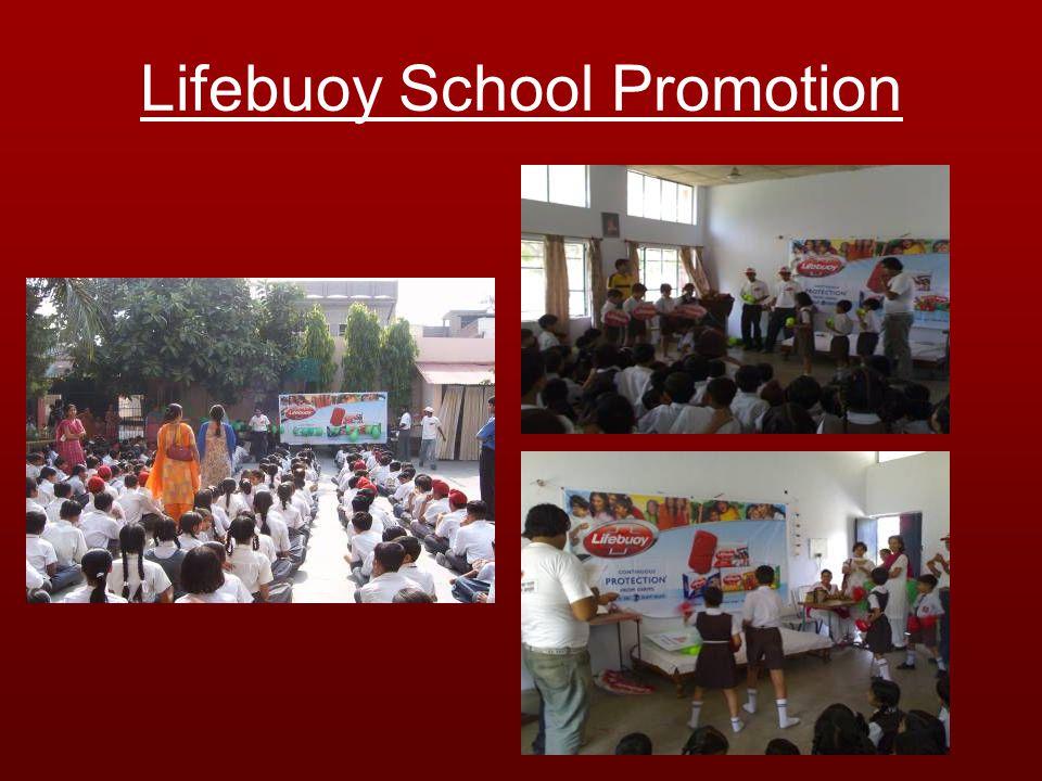 Lifebuoy School Promotion