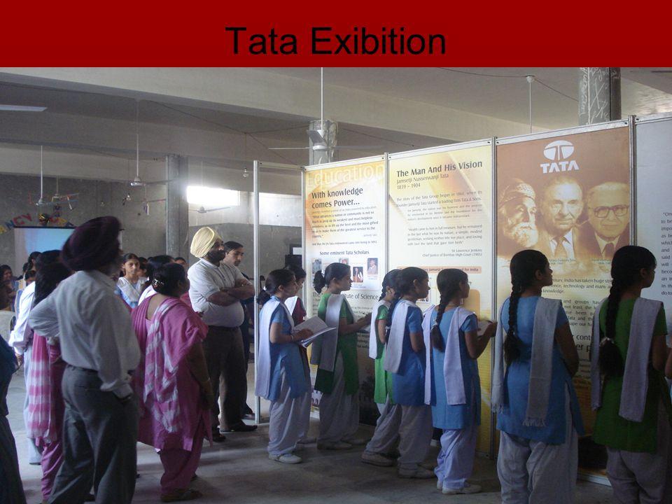 Tata Exibition