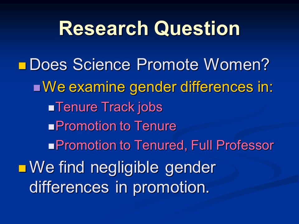 Promotion to Tenure Full Sample Life Science Physical Science Engineer Ing Female Probit Coefficient 0.00-0.030.010.02 Promoted 11 Yrs Ph.D.
