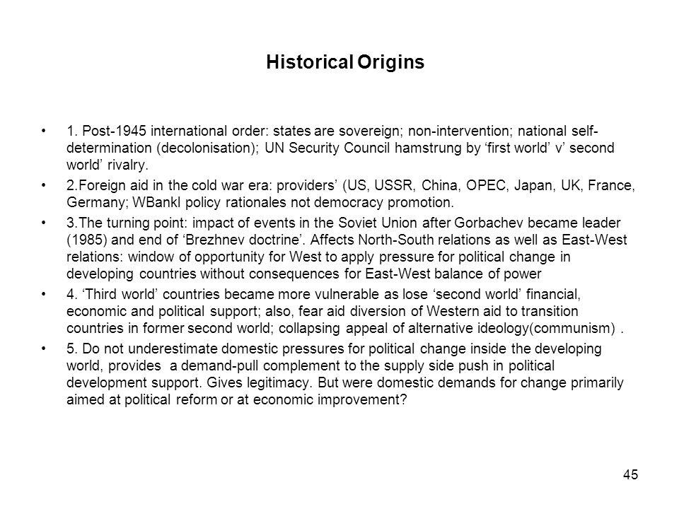 45 Historical Origins 1.