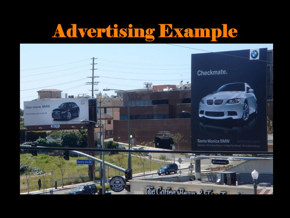 Advertising Example