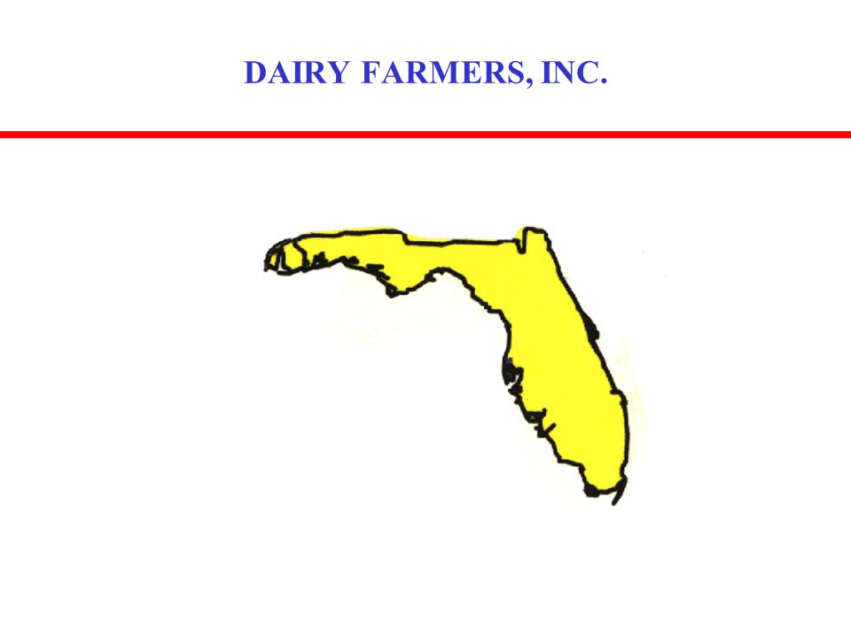 DAIRY FARMERS, INC.