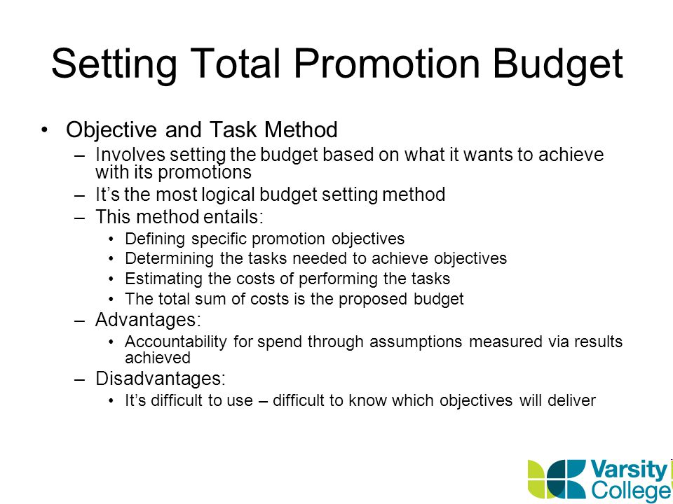 Shaping the Promotion Mix Nature of Each Promotion Tool –Please refer to textbook Pages 440 – 442 Promotion Mix Strategies –Push or Pull Promotion Mix Strategies –Push Strategy: A promotion strategy which utilises the sales force and trade promotion to push products through the channels.