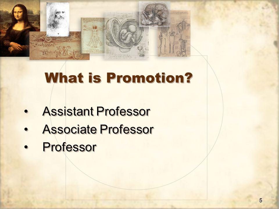 5 What is Promotion.