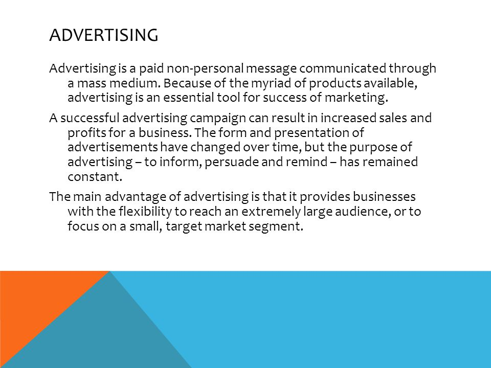 REVIEW QUESTIONS 1)Define the term Promotion.