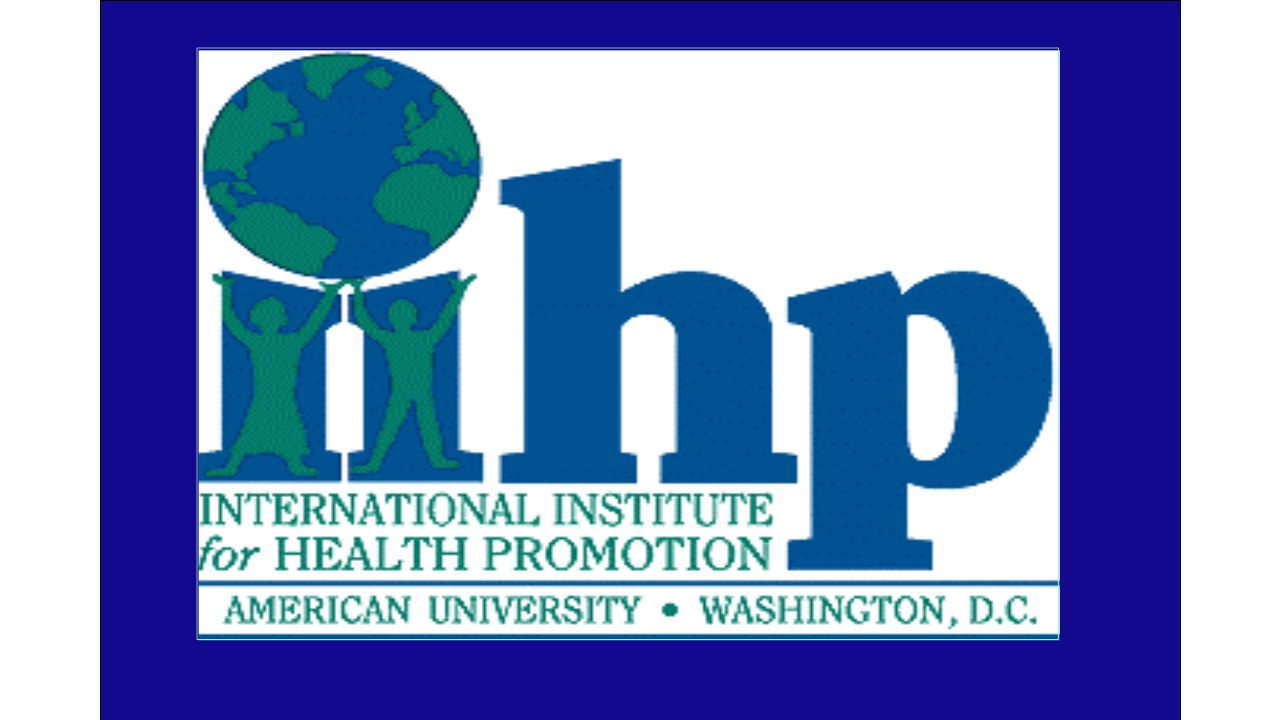 Health Education Health Protection Prevention A model of health promotion; Downie, Fyfe, & Tannahill, 1992 R.C.