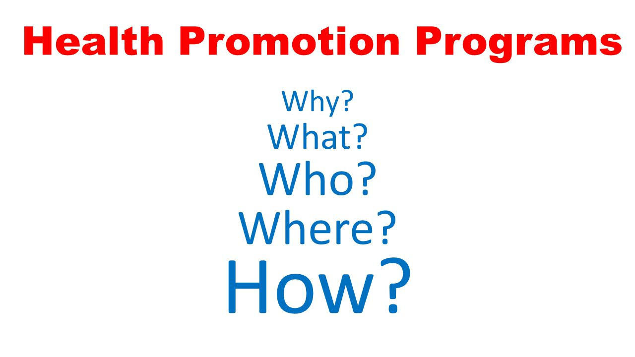 Integrated Worker Health Protection and Promotion TOTAL WORKER HEALTH