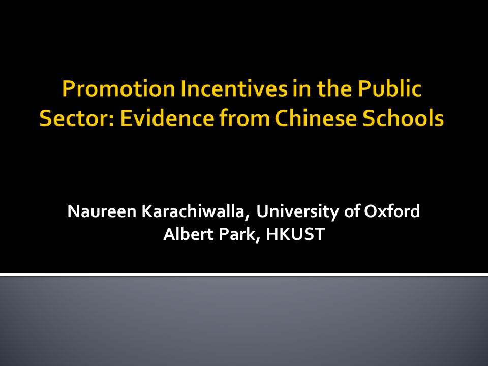 Naureen Karachiwalla, University of Oxford Albert Park, HKUST