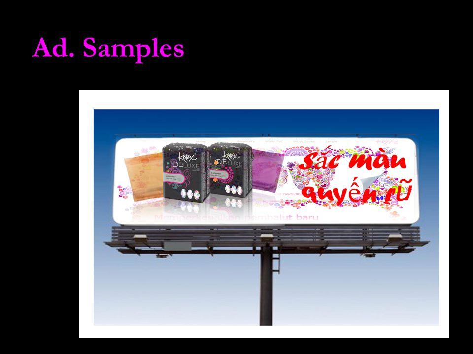 Ad. Samples DE