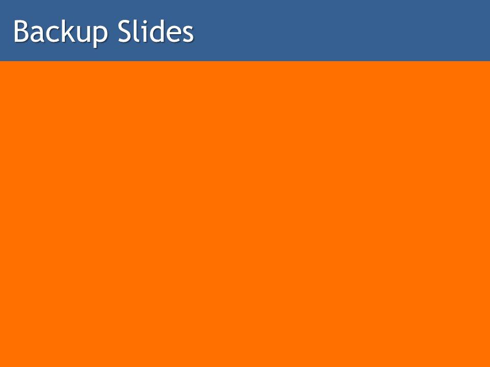 18 Backup Slides