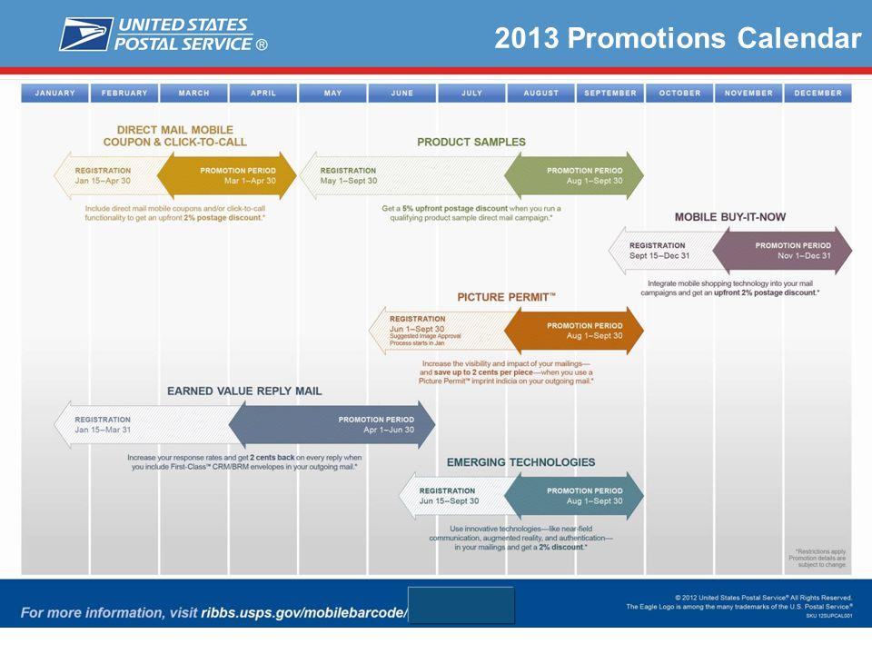 2013 Promotions Calendar 9