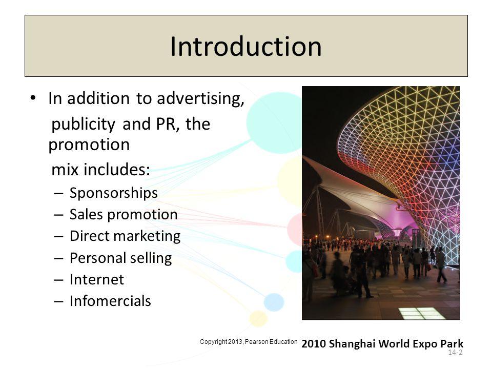 Copyright 2013, Pearson Education