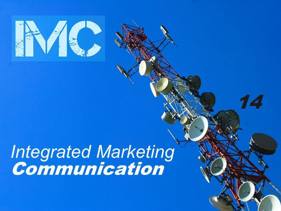 Integrated Marketing Communication 14