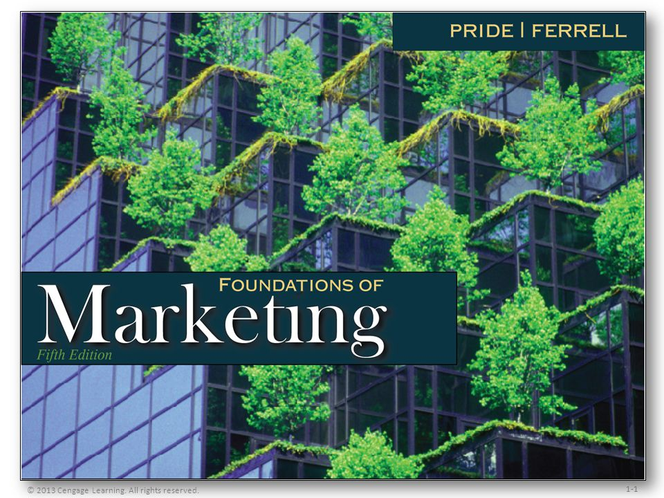1-32 Resources, objectives, and policies Characteristics of the target market Characteristics of the product Cost and availability of promotional methods Push and pull channel policies © 2013 Cengage Learning.