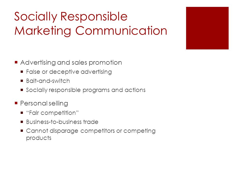 The Promotion Mix Promotion mix strategies Push strategy and pull strategy Integrating the promotion mix Ensures communications occur when, where, and how customers need them