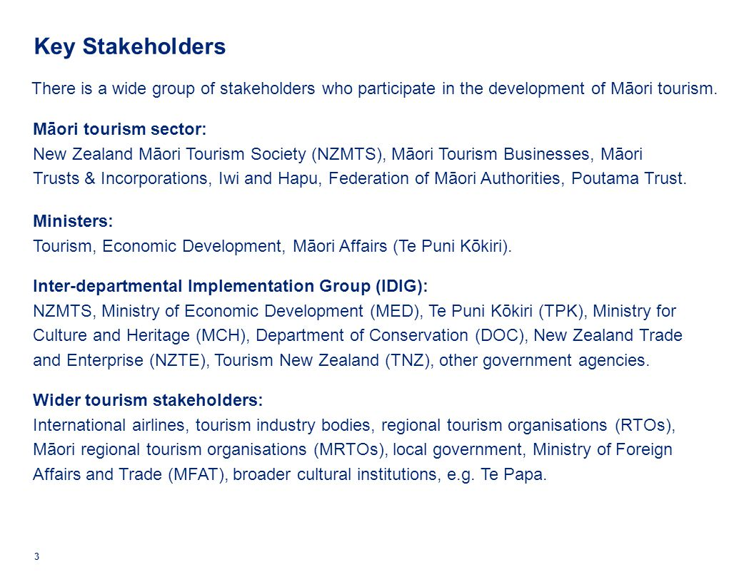 © 2011 Deloitte. A member of Deloitte Touche Tohmatsu Limited. 3 Key Stakeholders There is a wide group of stakeholders who participate in the develop