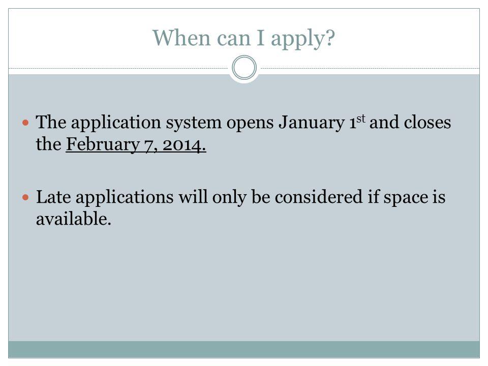 Where is the application? Apply online! http://internal.sphhp.buffalo.edu/espps/
