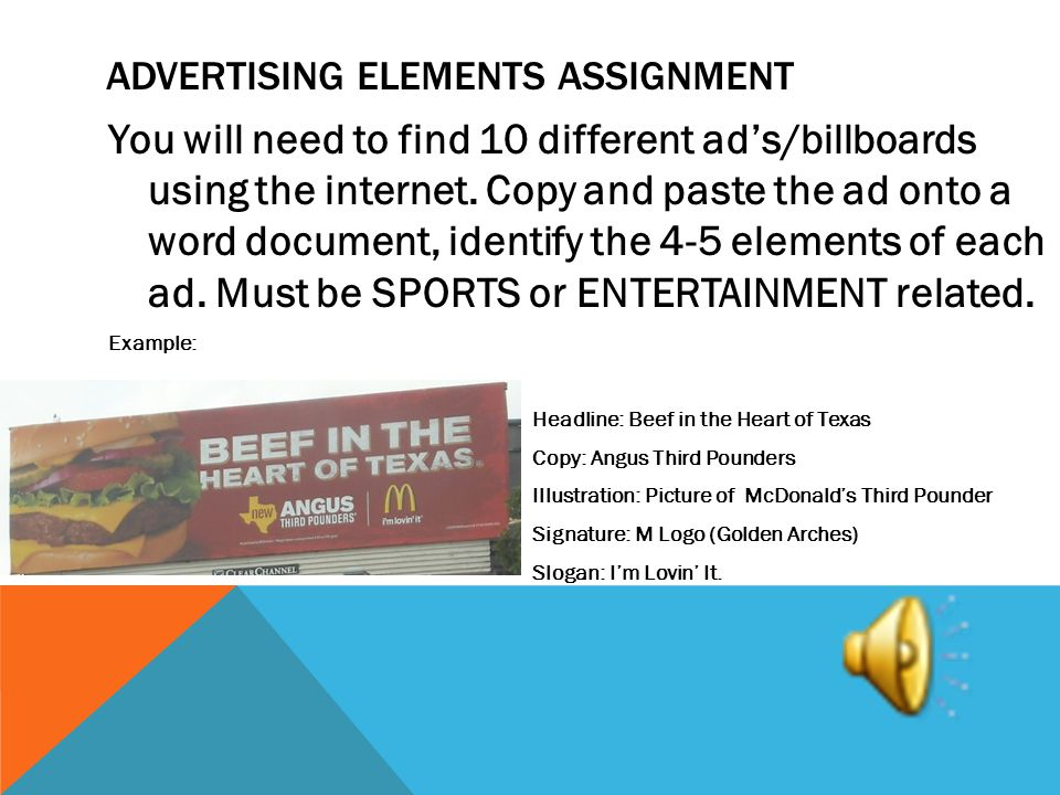 ADVERTISING LAWS Are enacted & enforced by the federal governments Federal Trade Commission (FTC) The FTC is an agency of the federal government that