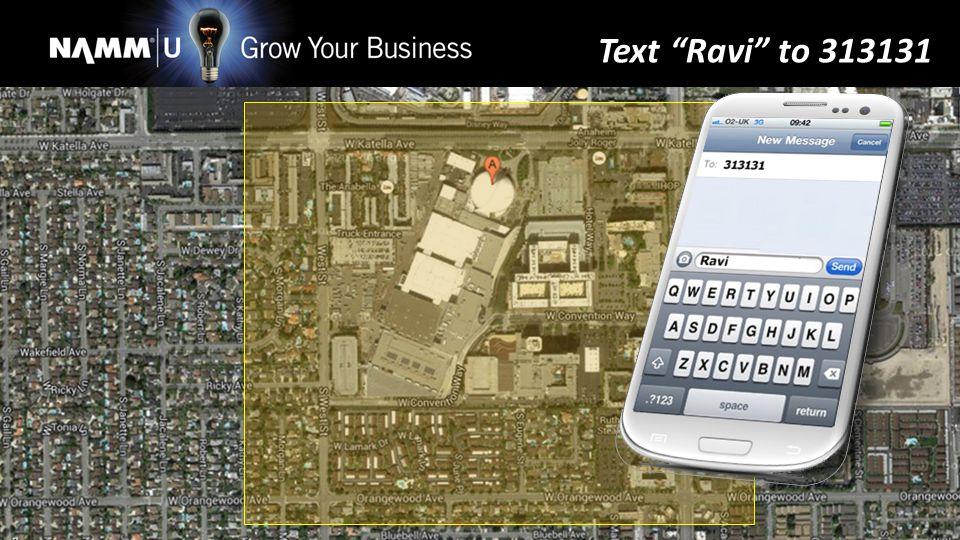 Text Ravi to 313131