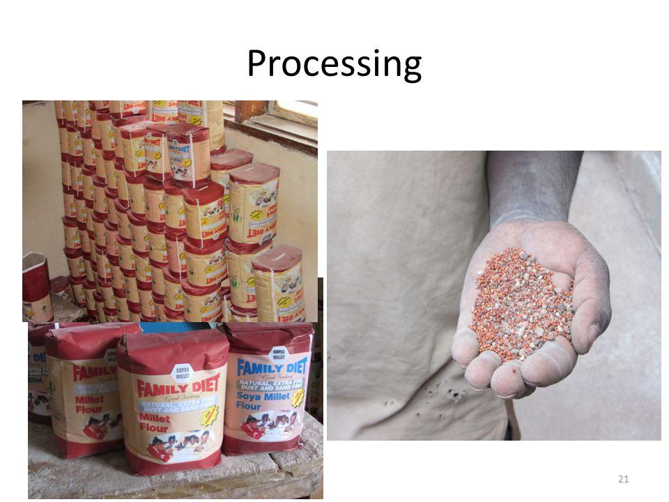Processing 21