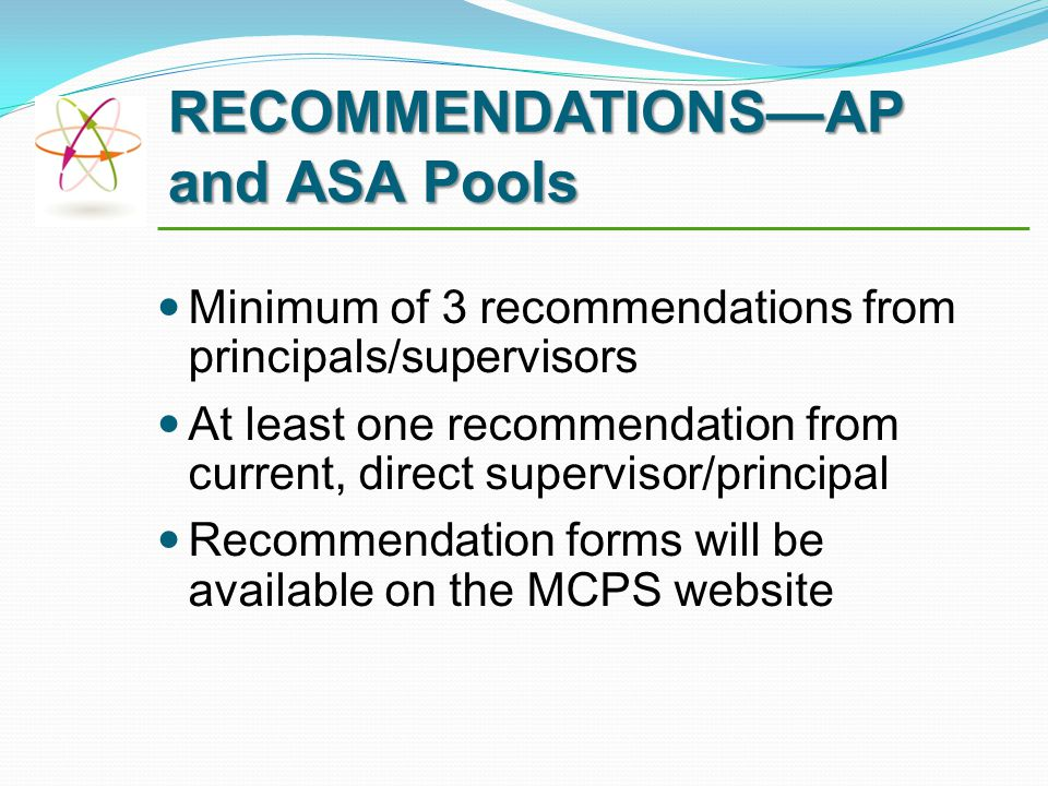 For the AP Pool only, Required: 1-hour written assessment to be completed at OHRD Writing prompts include typical AP scenarios Writing is evaluated on the following: Following directions Problem-solving skills Language, mechanics & tone WRITTEN ASSESSMENT