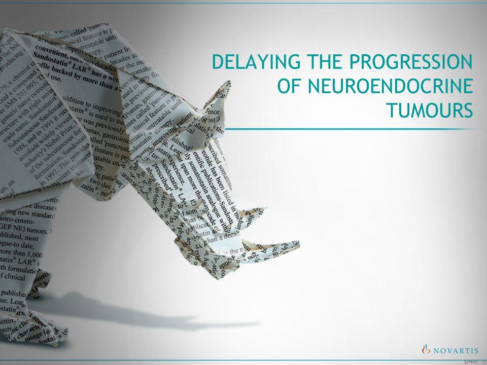 12 GCT9701 DELAYING THE PROGRESSION OF NEUROENDOCRINE TUMOURS