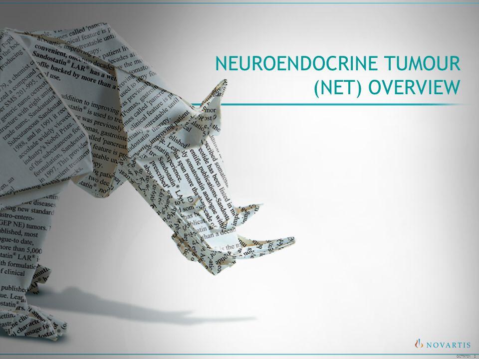 2 GCT9701 NEUROENDOCRINE TUMOUR (NET) OVERVIEW