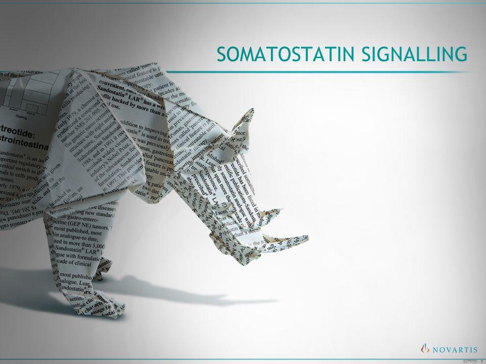 9 GCT9701 SOMATOSTATIN SIGNALLING