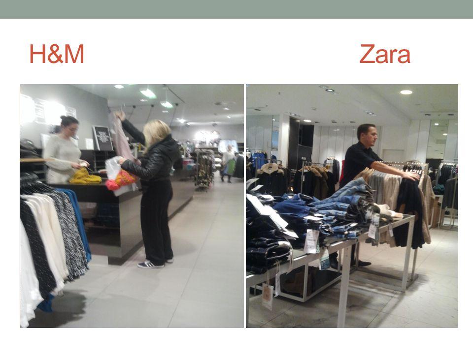 H&M Zara