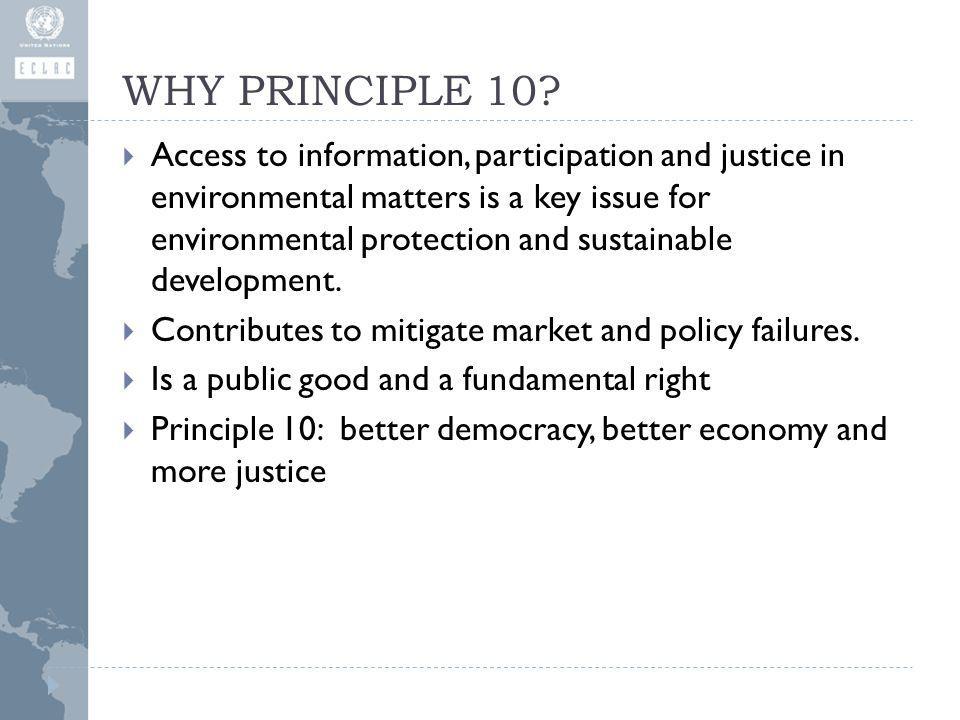 WHY PRINCIPLE 10.