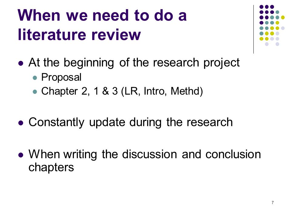 Books  Tutorials  amp  Examples   Literature Reviews   GSU Library     Literature review for research proposal