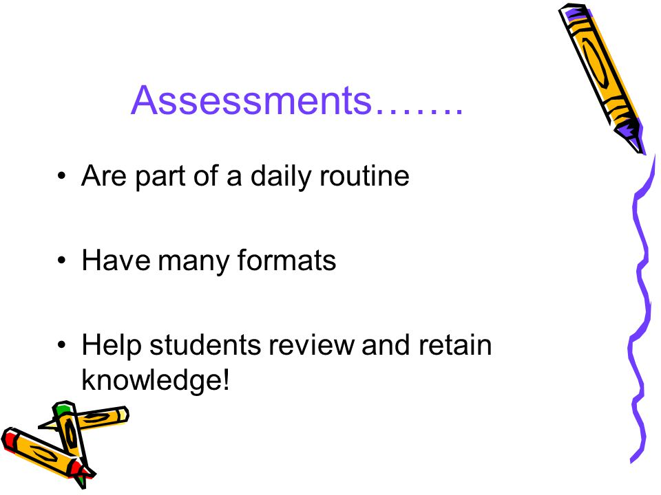 Purpose of GCPS Assessments Are students learning the Academic Knowledge and Skills – GCPS (AKS)? Are students learning the Criterion Referenced Compe