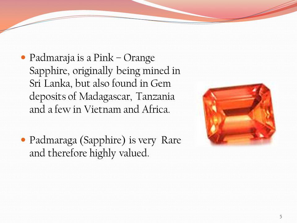 Colour Comparison 26 30% - 70% 70% - 30% 50% - 50% Pink Orange (Orangish Pink) (Ideal colour of Padmaraga) (Pinkish Orange)