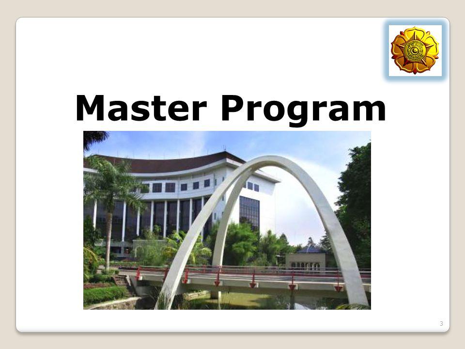 3 Master Program