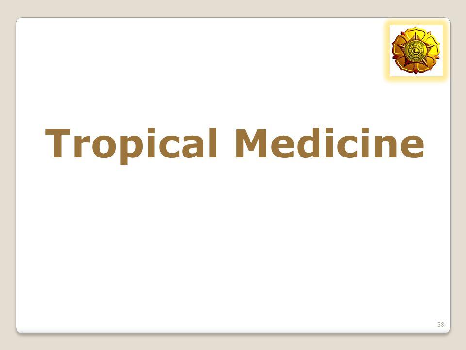Tropical Medicine 38
