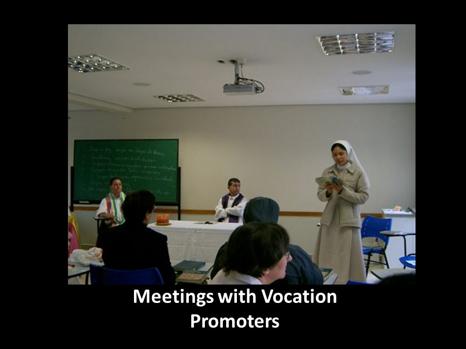 Conferences about youth issues - activities