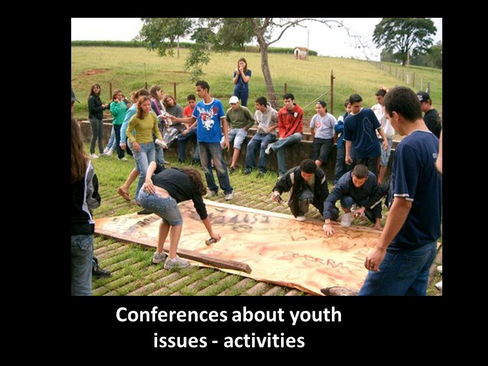 Vocational talks in parishes