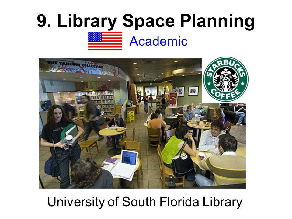 Academic University of South Florida Library