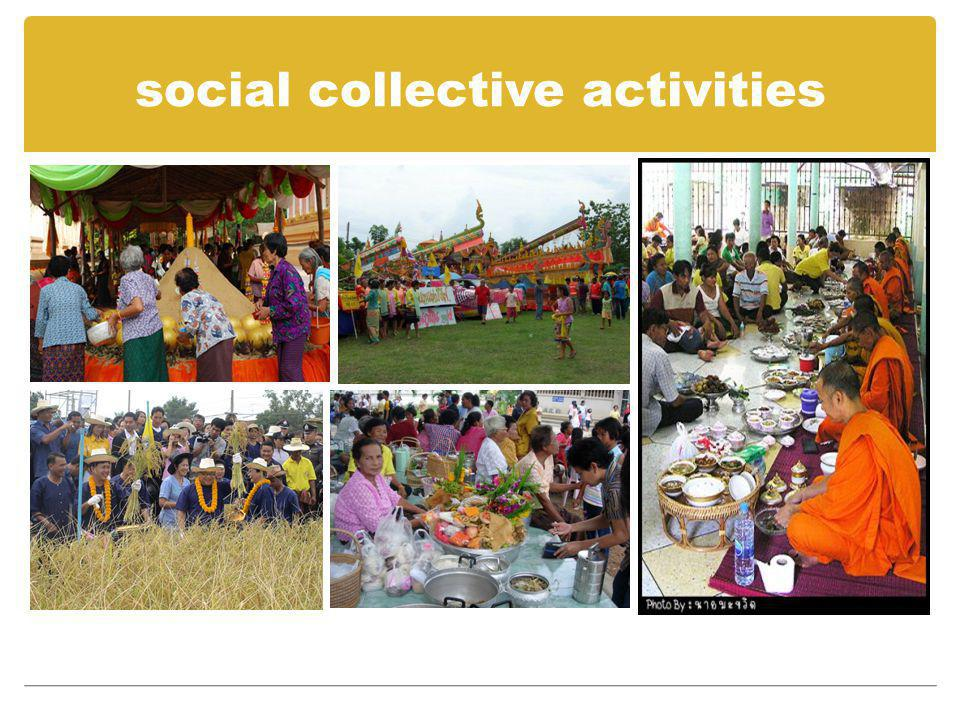 social collective activities
