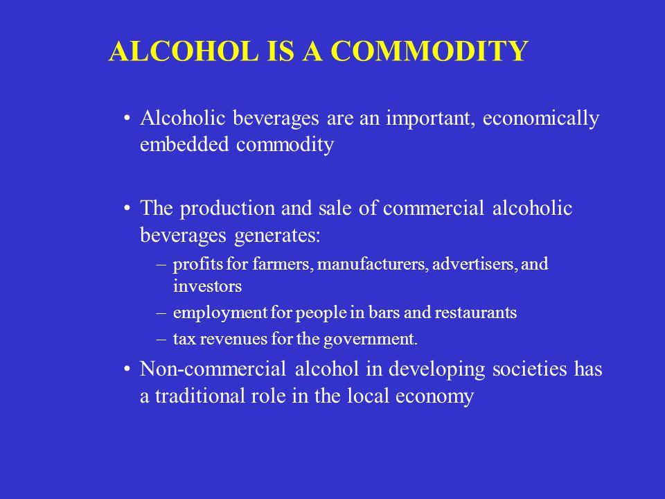 Regulating Alcohol Promotion