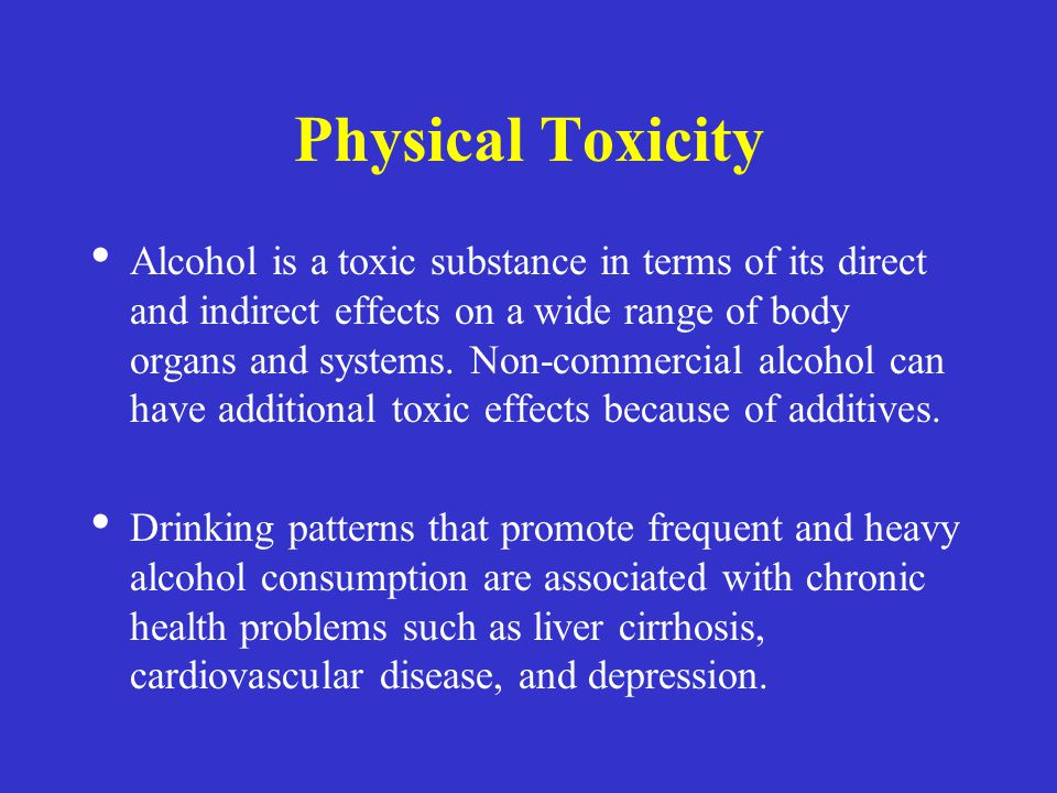 Assumptions Underlying Treatment and Early Intervrention Policy Increase availability of treatment programs Conduct screening and brief intervention in health care settings Assumption Problem drinking is responsive to various therapeutic interventions Heavy drinkers can be motivated to drink moderately before they acquire alcohol dependence