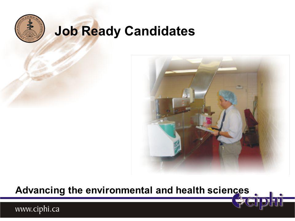 Job Ready Candidates