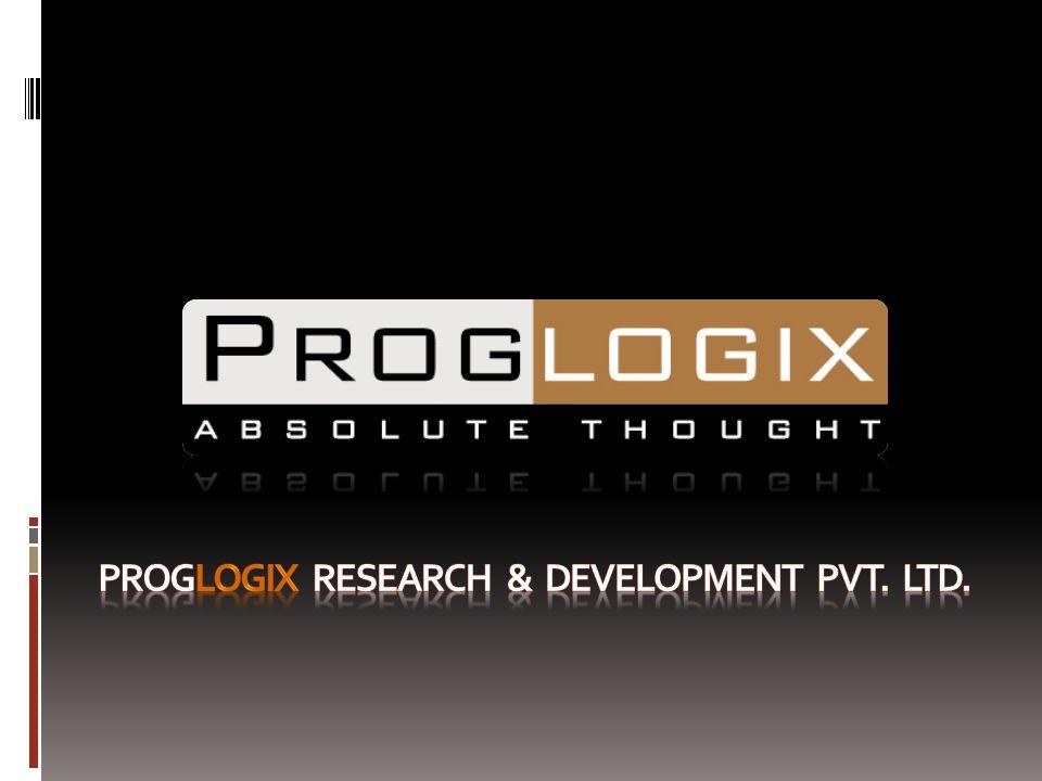 ProgLogix R & D Pvt.Ltd.