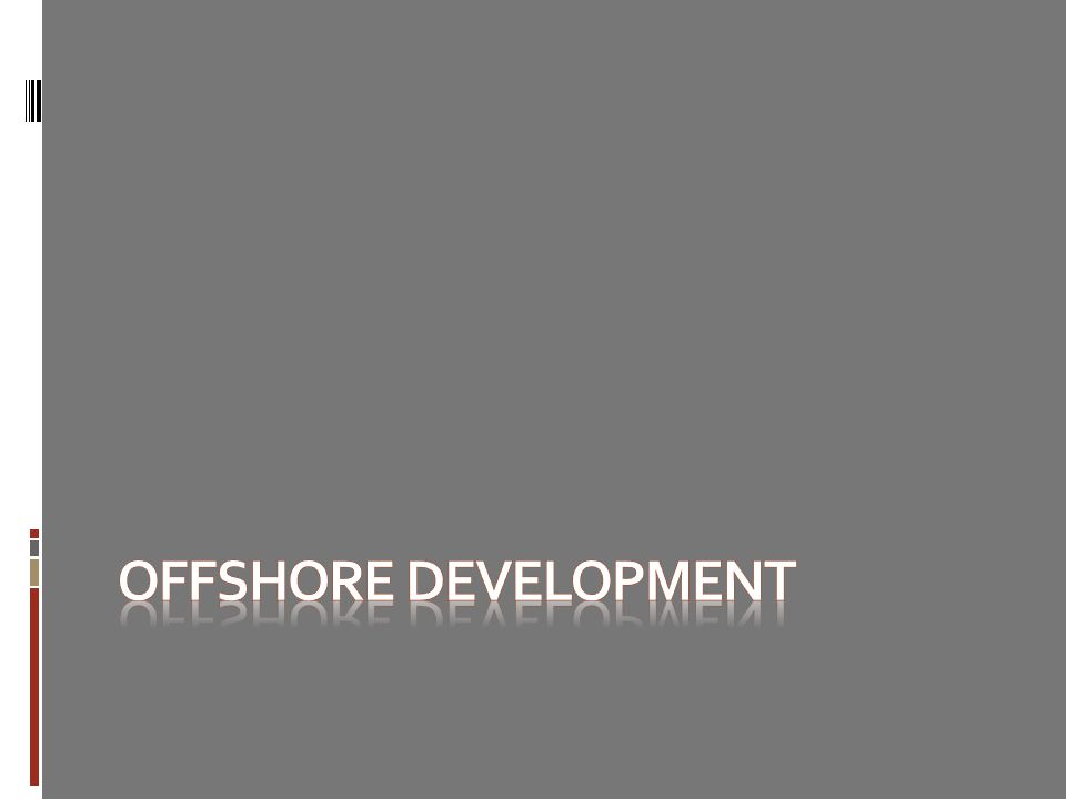 Offshore Software Development ProgLogix Services, an offshore software development company offering offshore software development services for the respected customers worldwide and developing own software products.