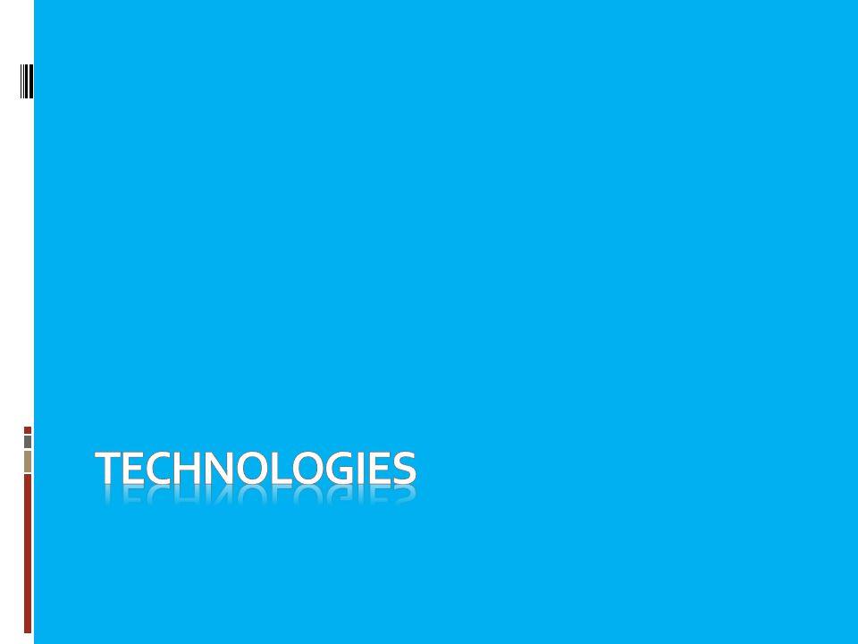 Technologies Microsoft.NET Component : NET Framework, DNA, COM, COM+, ActiveX Services : SOAP, XML, WSDL Languages : C#, VB.NET, ASP.NET 3.0 Servers : IIS, BizTalk Server, Application Center, Commerce Server, Content Management Server Solutions : Web Application Development, Desktop Application Development, E Commerce website, Web Services based Application development, Re-usable Components, Windows Mobile Solutions JAVA / J2EE Component : J2EE, Beans, EJB, Struts Services : SOAP, XML, WSDL Servers : Tomcat, IBM Web-sphere, Oracle Application Server Solutions : Web Application Development, Desktop Application Development, System Programming Solution, Java Embedded technology solution, Components, Class Utility.
