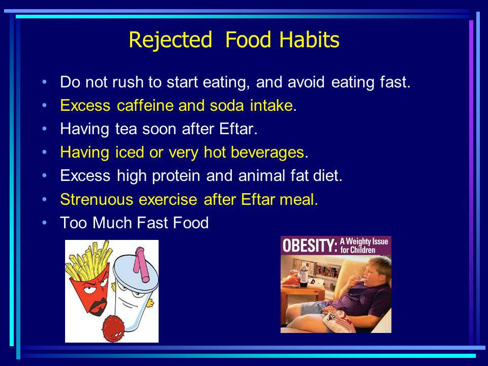 Steps of Smart ( Inelegant) Fasting Reduce fasting time following the prophet Mohammad rituals and habits.