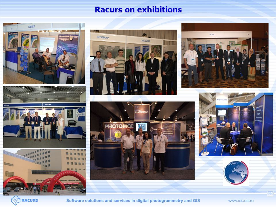 Racurs on exhibitions