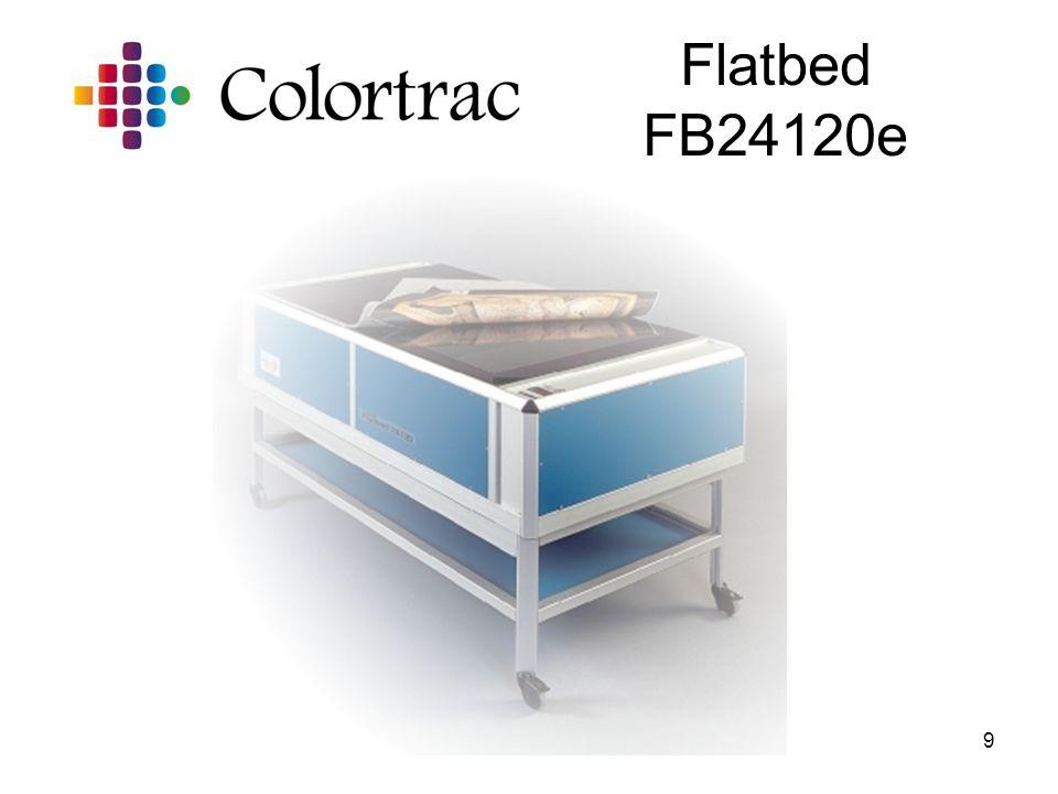 9 Flatbed FB24120e